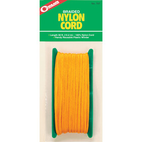 Coghlans Nylon Seil 15m orange